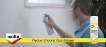 Molto Flecken Blocker (Spray) Anleitung