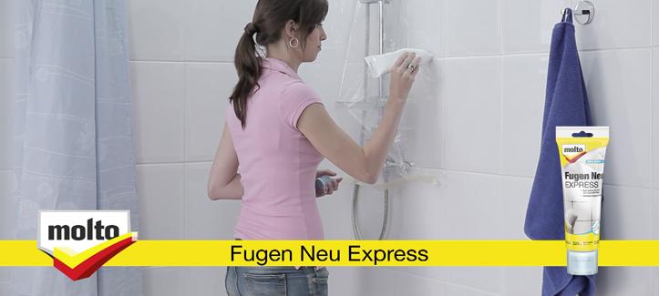 Neu Molto Fugen Neu Express - Auffrischen alter und schmutziger Fugen EL25