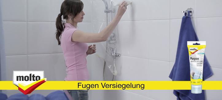 Beliebt Molto Fugen Versiegelung - Wasser- und Schmitzabweisende Versiegelung AO87